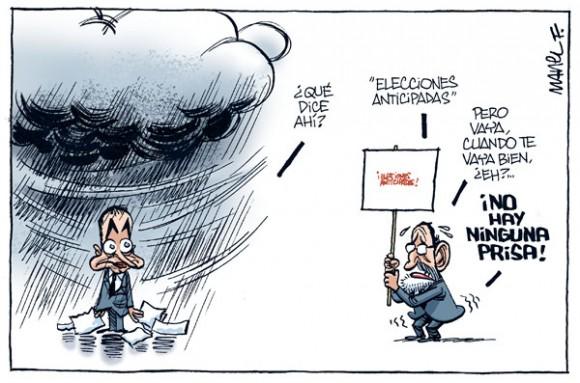 Tempestad en ESpaña