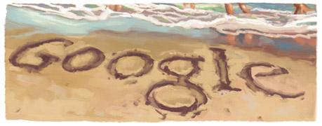 Logo Google de Joaquín Sorolla