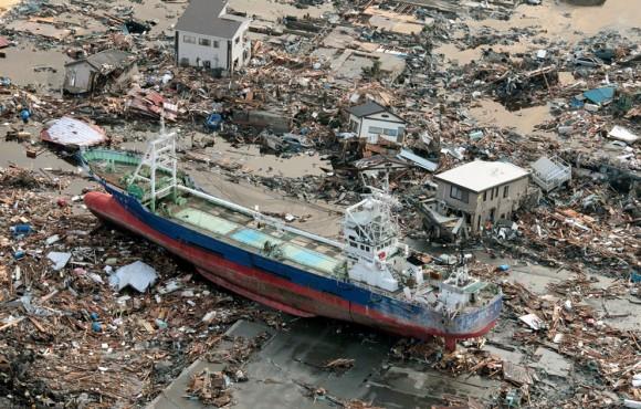 The Big Picture. Terremoto en Japón